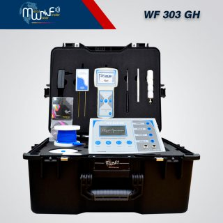 جهاز كشف المياه الجوفية WF 303 GH تقنية مطورة