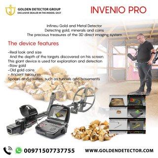 New gold and metal detectors Nokta Invenio Pro 2020