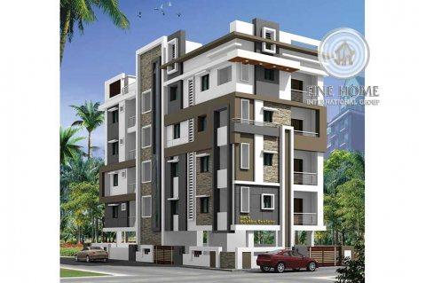 للبيع   بناية 5 طوابق مع طابق ميزان مجددة بالكامل    النادي السياحي أبوظبي