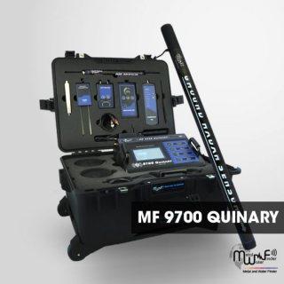 جهاز كشف الذهب المتكامل MF 9700 QUINARY