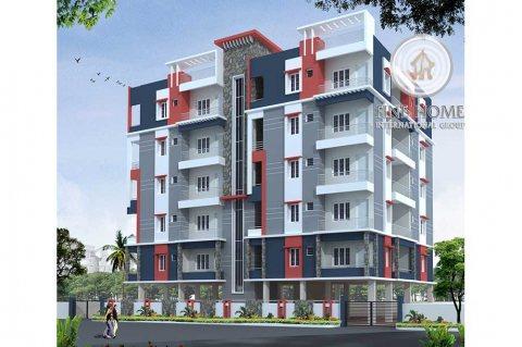 للبيع | بناية سكنية | 15 شقة | 3 مكاتب | 6 محلات | النادي السياحي أبوظبي