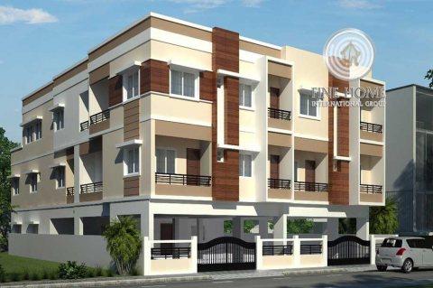 للبيع | بناية سكنية على زاوية وشارعين | شارع حمدان أبوظبي