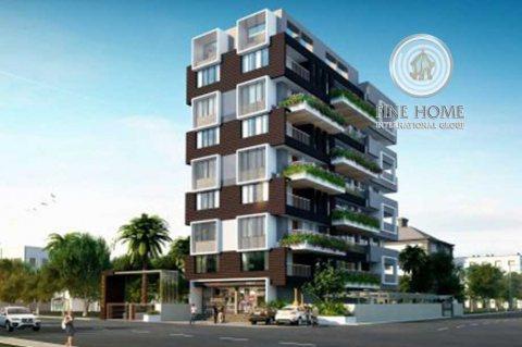 للبيع | بناية سكنية 12 شقة | مصفح أبوظبي