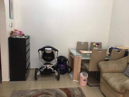 للايجار شقة مفروشة بالتعاون غرفة وصالة قريبة من جميع الخدمات فرش ممتاز تكييف