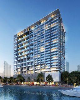 للبيع شقة مثالية للاستثمار في جزيرة الماريه بسعر ممتاز ودفعات شهرية 1%