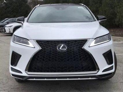 2020 LEXUS RX 350 suv V6