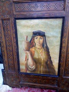 لوحات انتيكا