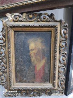 لوحات زيتيه قديمه