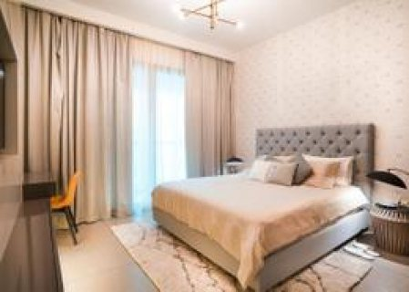 تملك شقتك في دبي غرفتين وصاله فقط ب 112000مقدم