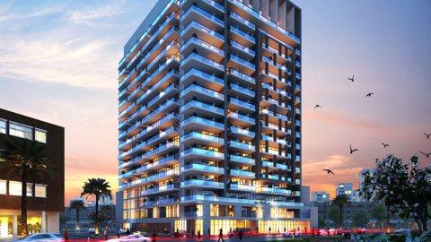 غرفة وصالة للبيع في دبي ب 567 ألف درهم فقط، مفروشة بالكامل