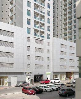تملك واستلم غرفتين وصالة بقسط 4600 درهم في النعيمية