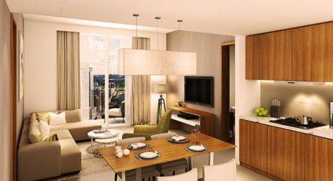 شقة في  اجدد مبنى سكني  في دبي تم بيع 90% من الشقق لا تفوت فرصتك!!