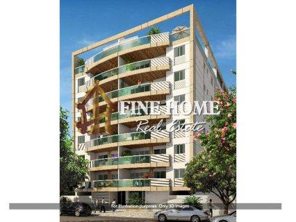 للبيع ..بناية تجارية 5 طوابق | الريف داون تاون أبوظبي