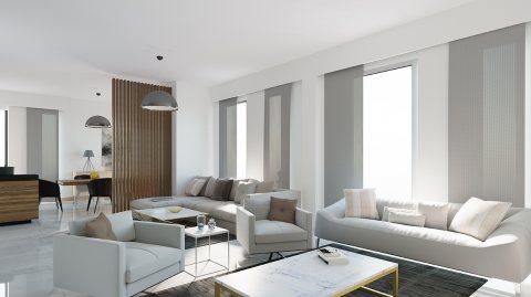 تملك شقة فريدة طابقين دوبلكس وروف بجاكوزي في أبو ظبي
