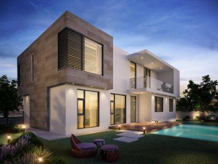 فيلا  دورين في الشارقة على بعد 3 كم من الخوانيج في دبي ب 999 ألف درهم فقط