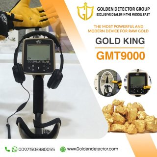 White's Goldmaster GMT Metal Detector -GMT 9000