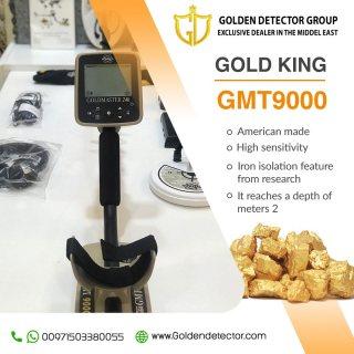 White's Goldmaster GMT Metal Detector -GMT 9000