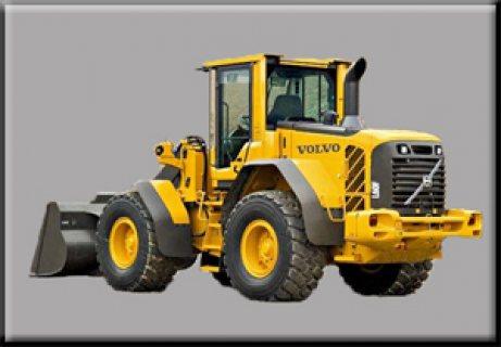 مطلوب معدات ثقيلة ماركة فولفو للبيع حالة جيدة