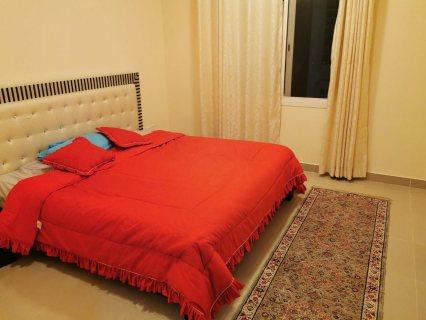 للايجار شقة مفروشة بالتعاون غرفة وصالة فرش ممتاز مكان مميز