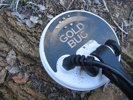 جهاز Fisher Gold bag للبحث عن المعادن الثمينة
