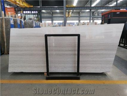 Guizhou White Wooden Marble