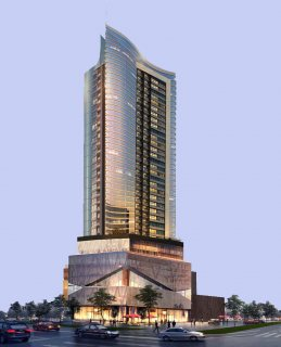 تملك شقة غرفتين وصالة في أفضل موقع في الشارقة بقسط 5200 درهم شهرياً