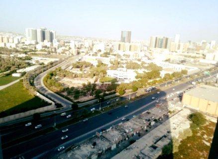 شقة غرفتين وصالة  مناسبة للاستثمار في أفضل موقع في عجمان