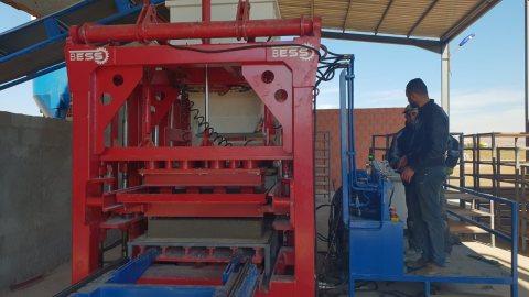 مصنع بلوك أتوماتيكي