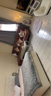 ستوديو مفروش بدبي انترناشونال سيتي الحي الفرنسي فرش ممتاز مساحة كبيرة