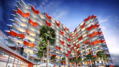 خصم 30% على الشقق المؤلفة من غرفة وصالة وغرفتين وصالة في دبي