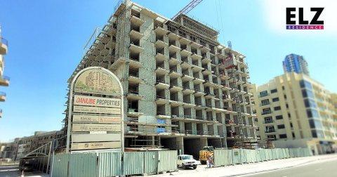 شقة غرفة وصالة  للبيع في دبي،البرشا3،الارجان