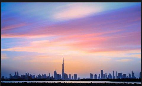 شقق للبيع بالداون تاون الجدبده اطلالة برج خليفه ومحمية الخور