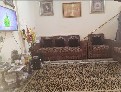 للايجار شقةللايجار شقة مفروشة بالقليعة الشارقة غرفة وصالة فرش جيد