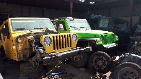 قطع غيار جيب jeep