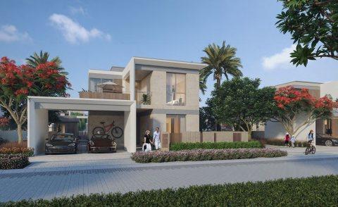 تملك فيلا في مجمع فلل فائق الرفاهية في دبي بدفعة أولى 65 ألف درهم