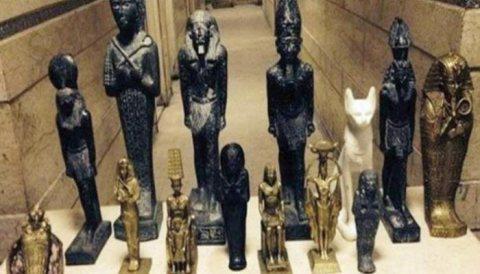 آثار مصرية موجودة بتركيا