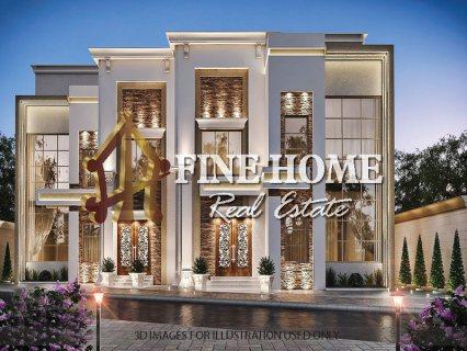 للبيع..فيلا أول ساكن | 4 غرف | مدينة محمد بن زايد أبوظبي