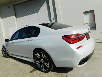 BMW 7Series 2018 for sale