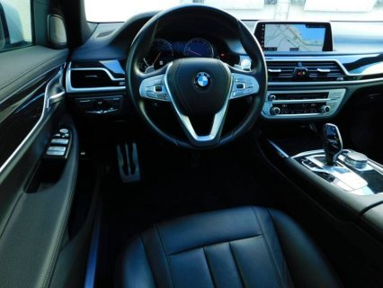 clean BMW 7Series 2018 for sale