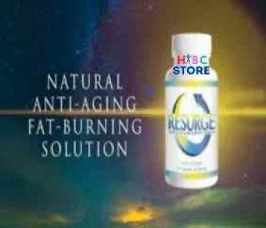 Natural antiaging fat burning solution