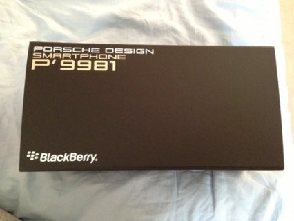 For sale: Blackberry Z10,Q10,Porsche and iPhone 5