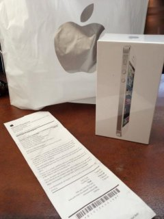 صور Apple Iphone 5 32GB Unlocked (ADD BB PIN: 26FC4748) 1