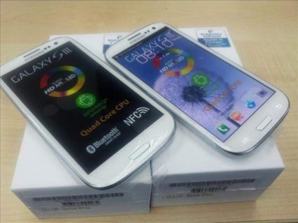 amsung Galaxy S III (ADD BB PIN: 26FC4748)
