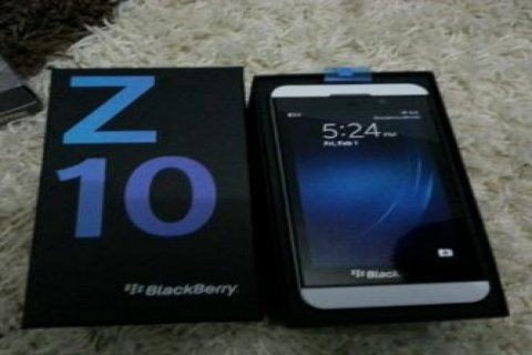 Blackberry Z10 (ADD BB PIN: 26FC4748)