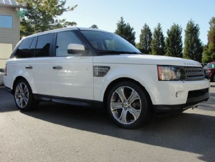 2011 Range Rover Sport Supercharged For Sale With Negotiation