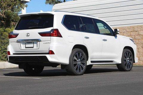 2020 Lexus Lx 570 Full Option