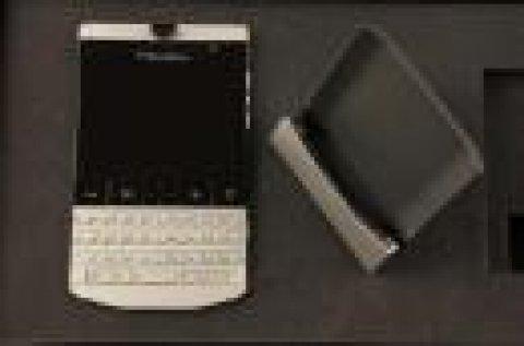 Vip Pins Blackberry Porsce Design P\'9981 & Q10