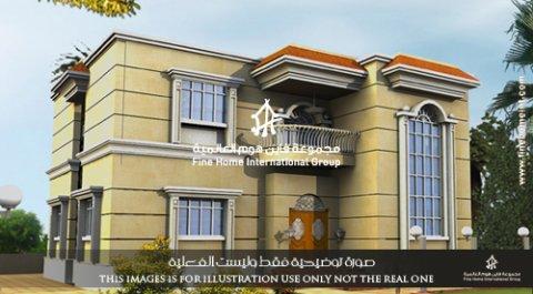 للبيع فيلا سكنية في منطقة الخالدية- أبوظبي (V_162)