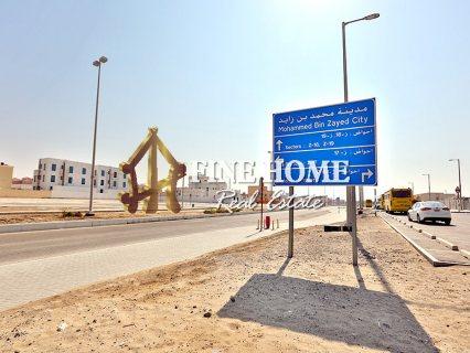 للبيع ..فيلا 7 غرف نوم | ملحق خارجي | مدينة شخبوط أبوظبي