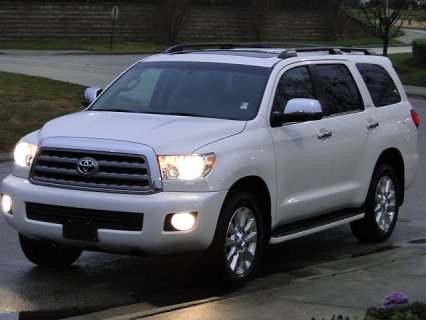 2010 TOYOTA SEQUOIA 5.7L V8 381 HP